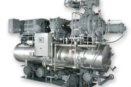 Gas Turbine Compressor System