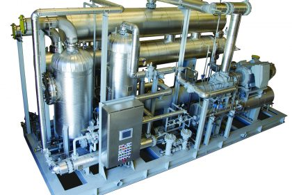 Gas Compression System